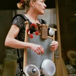 Isabelle Roux - Photo - Washboard