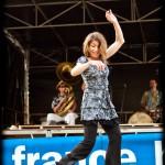 Isabelle Roux - Jazz aux sources 2013