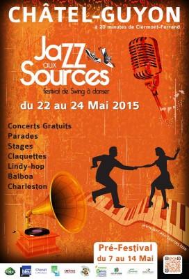 Jazz aux sources - Châtel 2015